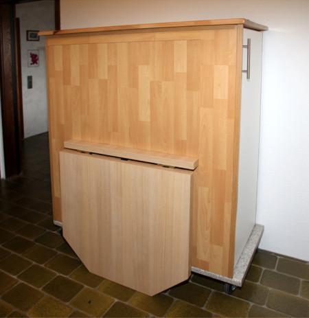 jr plan immer eine idee voraus ideen werkstatt wandklapptisch. Black Bedroom Furniture Sets. Home Design Ideas